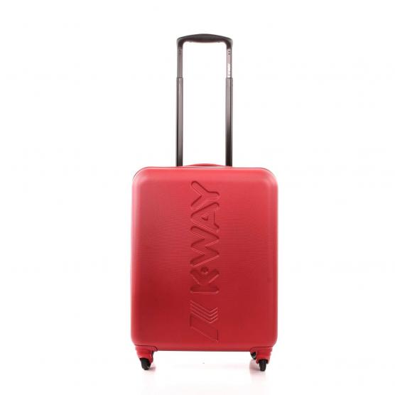K-WAY K-AIR MEDIUM TROLLEY 64,5X46X26CM-3,3KG 0A4 RED
