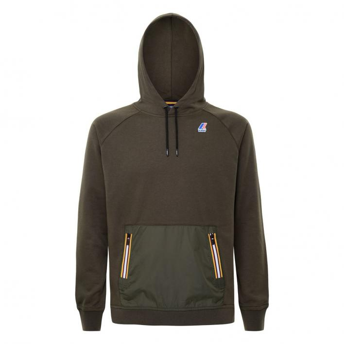 K-WAY LE VRAI LOIC SWEATSHIRT