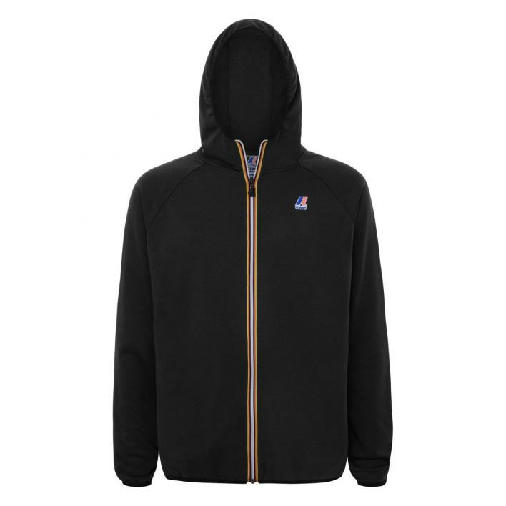 K-WAY LE VRAI VICTOR FLEECE JACKET JUNIOR