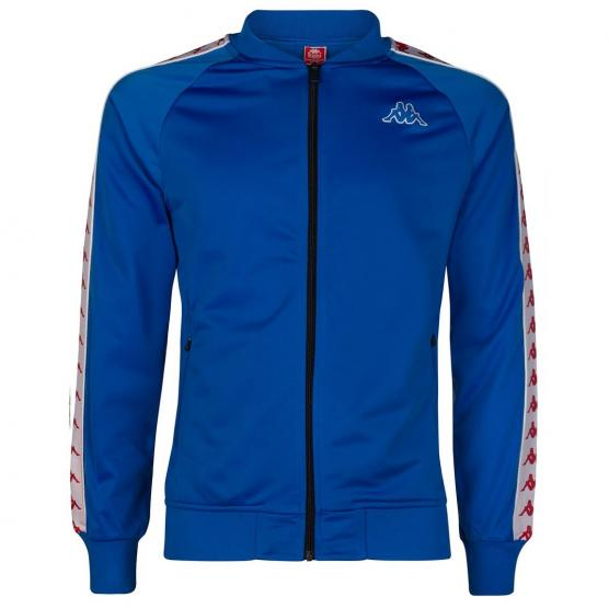 KAPPA 222 BANDA BOMBER SLIM FLEECE JACKET