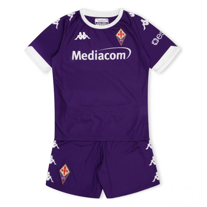 KAPPA FIORENTINA REPLICA JR SET 2021