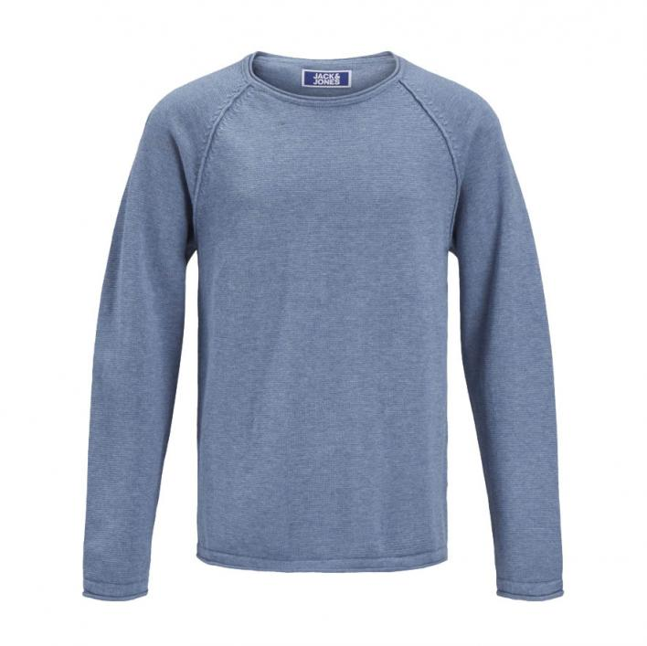 KIDS JACK JONES JJEUNION KNIT CREW NECK JUNIOR