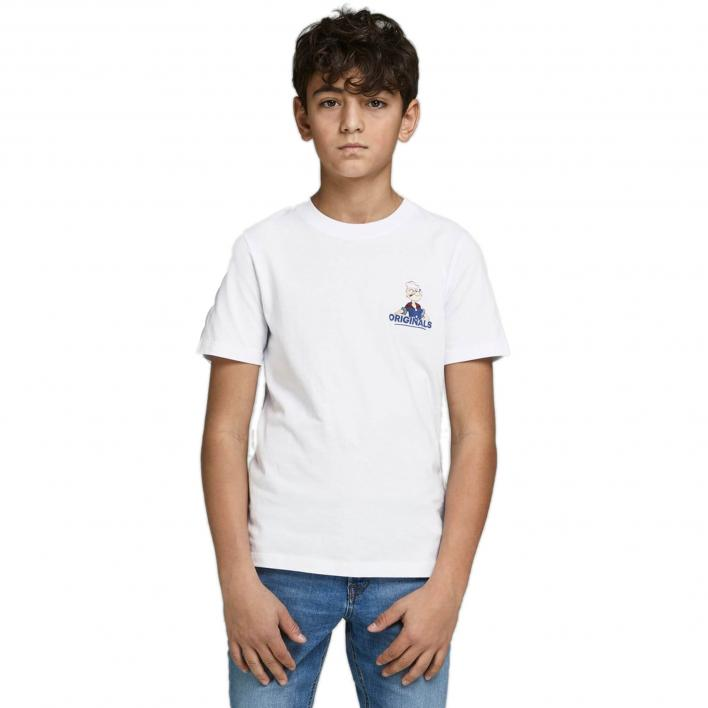 KIDS JACK JONES POPEYES TEE SS CREW NECK JR