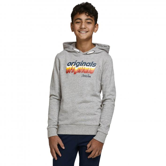KIDS JACK JONES VENTURE SWEAT HOOD JR