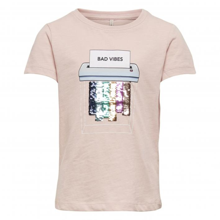KIDS ONLY COLLIE LIFE S/S BOX TOP JRS