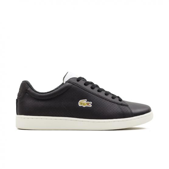 LACOSTE CARNABY 312 BLACK/WHITE