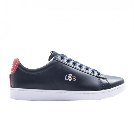 LACOSTE CARNABY EVO 317 3 144 NAVY/RED