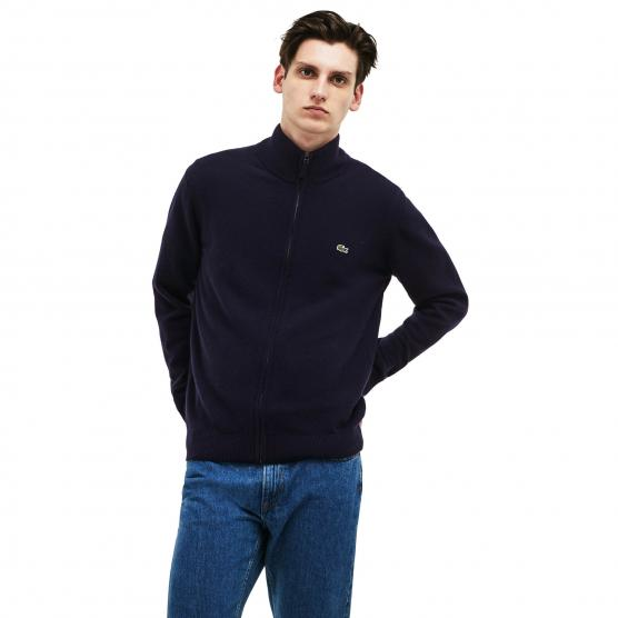 LACOSTE PULLOVERS FULL ZIP ASY