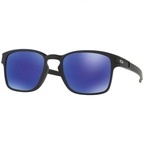 OAKLEY Latch Squared Violet Iridium Polarized