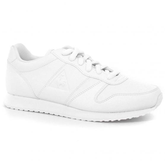 LE COQ SPORTIF ALICE S LEATHER OPT.WHITE/OLD SILVE