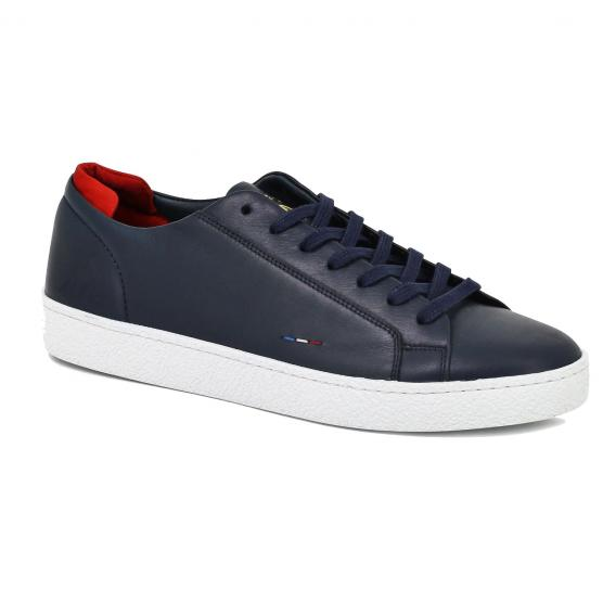 LE COQ SPORTIF CLUB HORS SPORT NAVY/RED