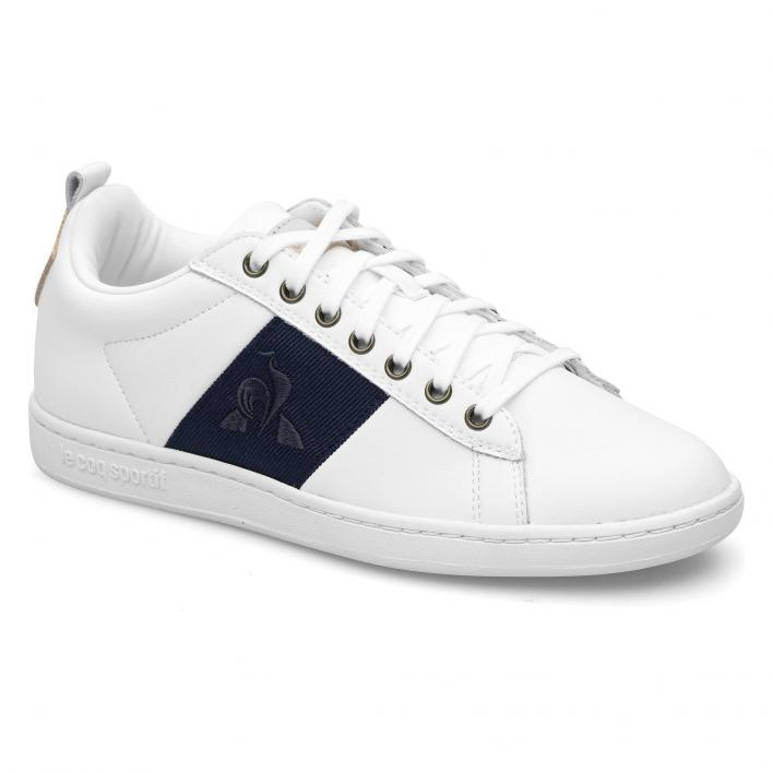 LE COQ SPORTIF COURTCLASSIC W OP.WHITE/DRESS BLUE