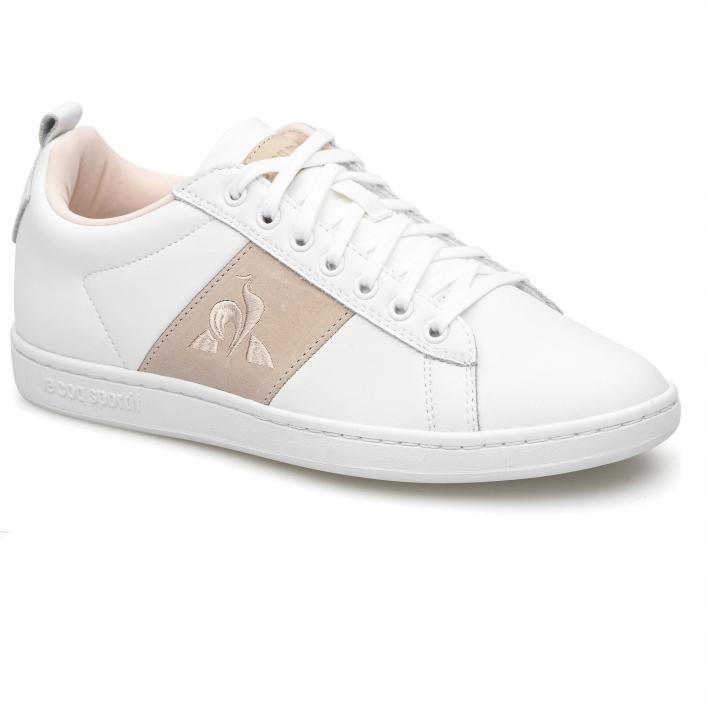 LE COQ SPORTIF COURTCLASSIC W OP.WHITE/FRAPPE