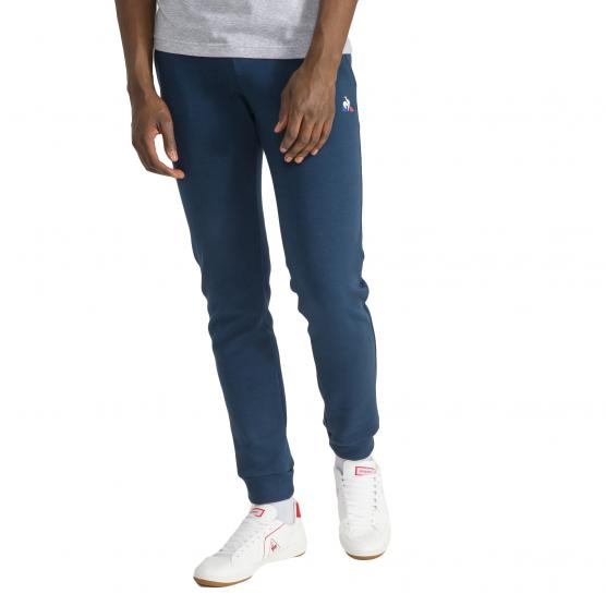 LE COQ SPORTIF ESS PANT SLIM N°1 M DRESS BLUES