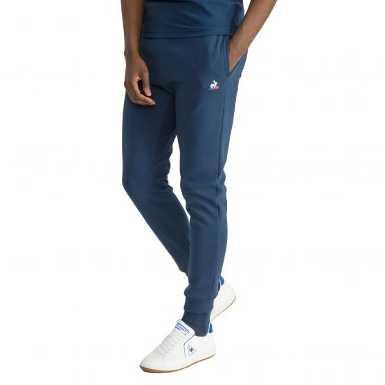 LE COQ SPORTIF ESS PANT TAPERED N°1 M DRESS BLUES