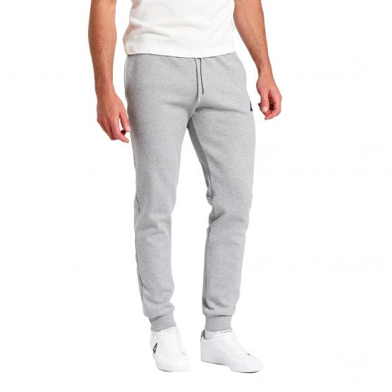LE COQ SPORTIF ESS SP PANT TAPERED M LIGHT HEATHER