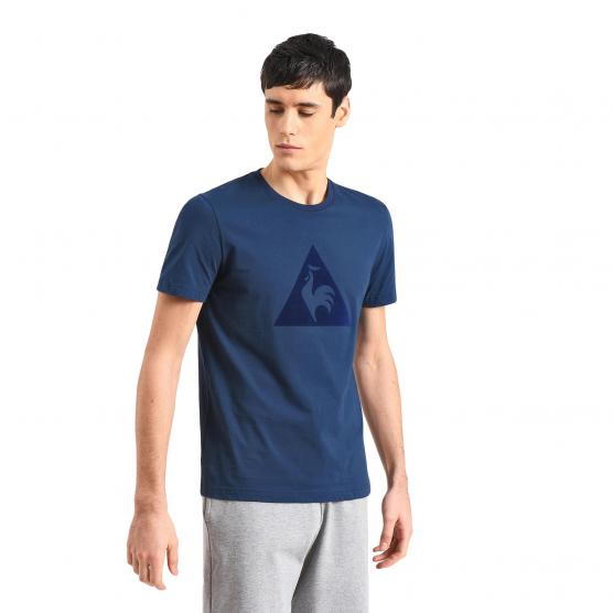 LE COQ SPORTIF ESS SP TEE SS N°1 M DRESS BLUES
