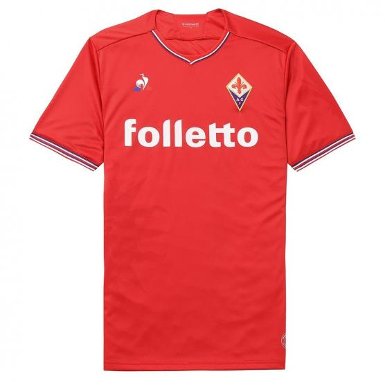 LE COQ SPORTIF FIORENTINA MAILLOT PRO WITH SP SS
