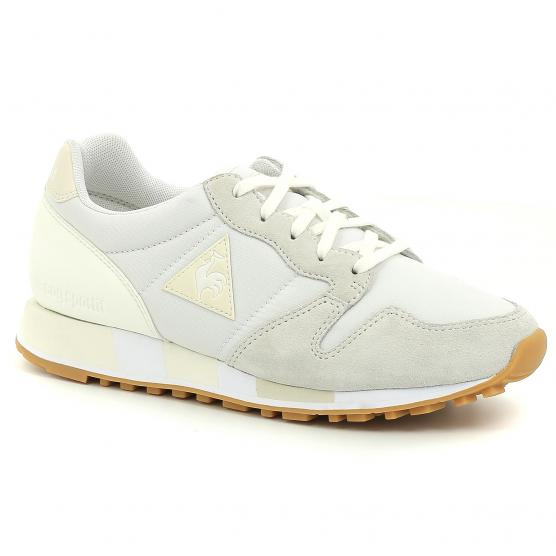 LE COQ SPORTIF OMEGA W  SPORT OPTIC WHITE/TURTLE D