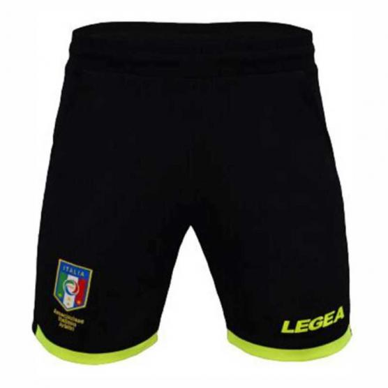 LEGEA REFEREE SHORTS AIA RACE BLACK