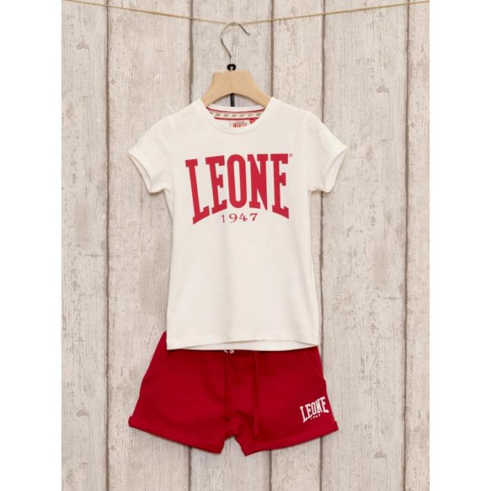 LEONE BIG LOGO SET GIRL