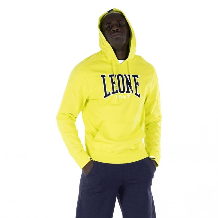 LEONE MAN HOODY SPORTY