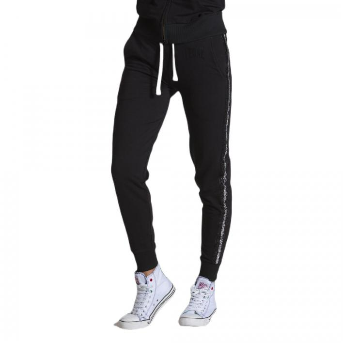 LEONE WOMAN SWEATPANTS SPARCLE
