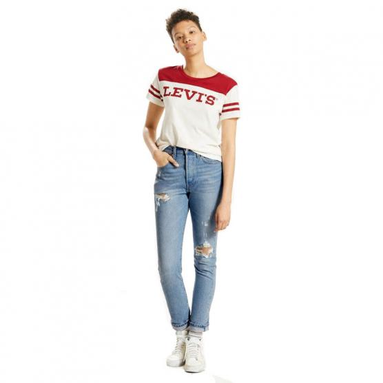 LEVI'S 501 SKINNY CANT TOUCH THIS L.30