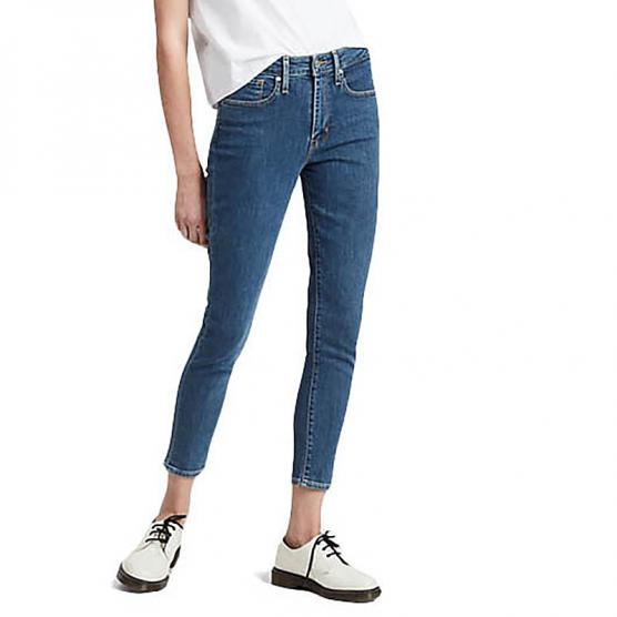 LEVI'S 721 HI RISE SKINNY ANKLE LOS ANGELES COO