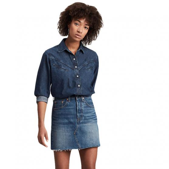 LEVI'S DORI WESTERN SHIRT DOUBT IT