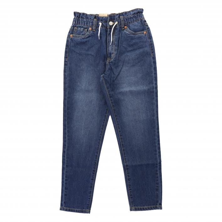 LEVI'S HIGH LOOSE PAPERBAG JEANS