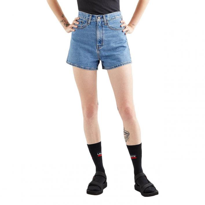 LEVI'S HIGH LOOSE SHORT NUMBER ONE