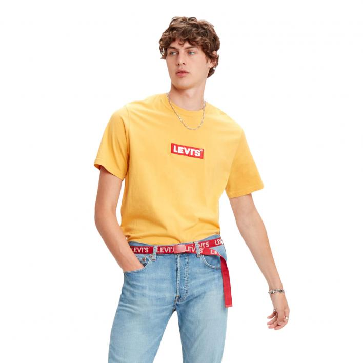 LEVI'S RELAXED GRAPHIC TEE BOXTAB SS