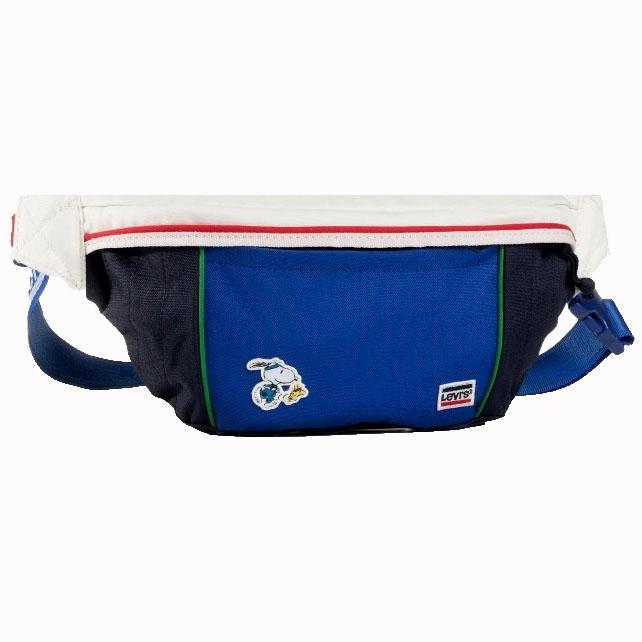 LEVI'S SNOOPY SPORT MEDIUM BANANA SLING