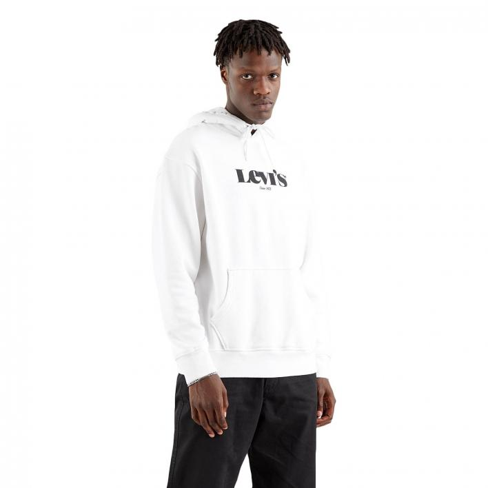 LEVI'S T2 RELAXED GRAPHIC MV LOGO PO