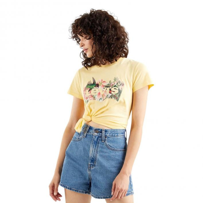 LEVI'S THE PERFECT TEE BATWING FILL
