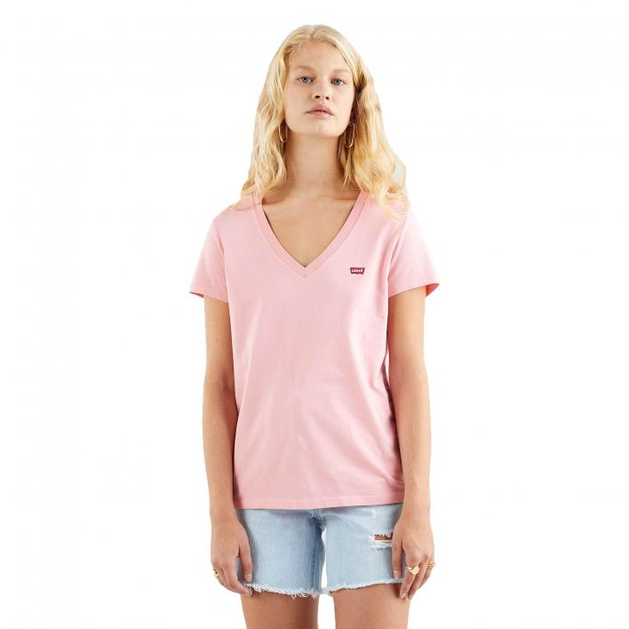 LEVI'S THE PERFECT TEE V-NECK