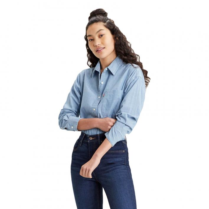 LEVI'S THE RELAXED SHIRT