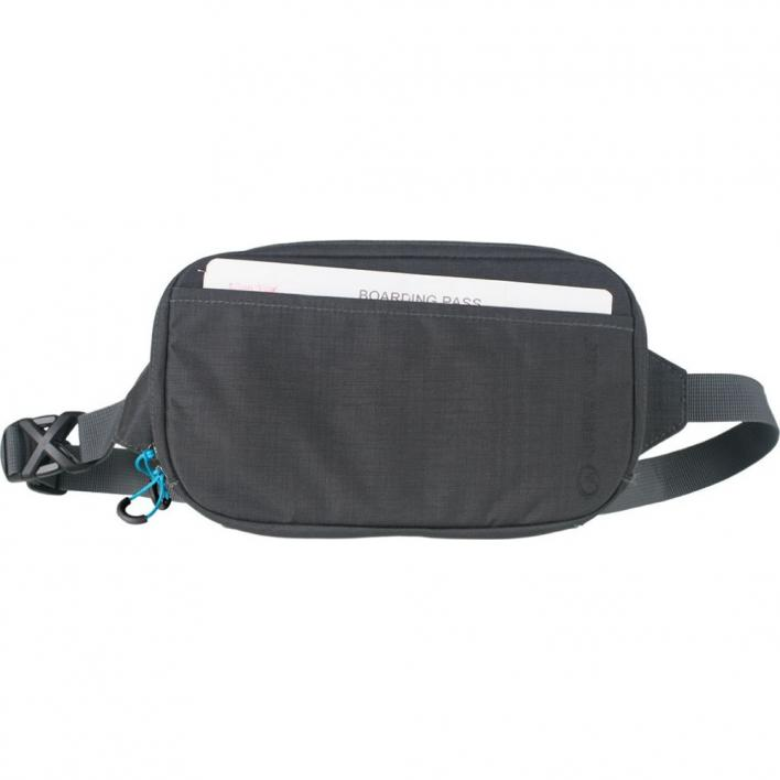 LIFESYSTEM RFID TRAVEL BELT POUCH