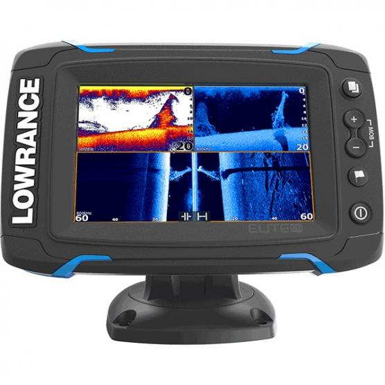LOWRANCE ELITE 5TI TOTALSCAN