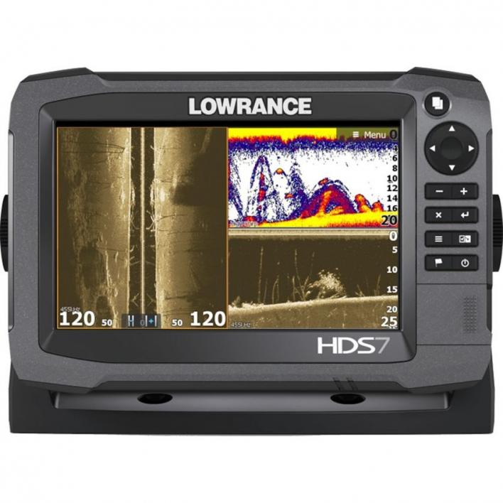LOWRANCE HDS 7 GEN3 TOTALSCAN