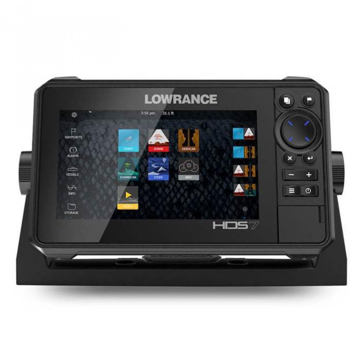 LOWRANCE HDS LIVE 7 ACTIVE IMAGING 3 IN 1 TRANSDUCER