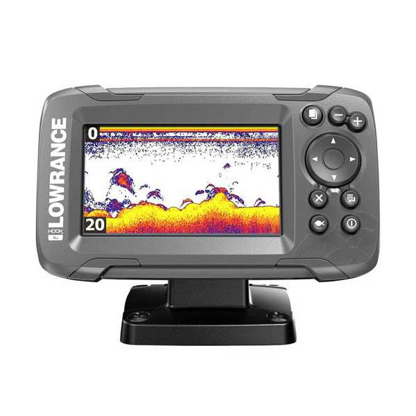 LOWRANCE HOOK2 4X ALL SEASON PACK EU