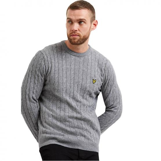 LYLE&SCOTT CABLE JUMPER