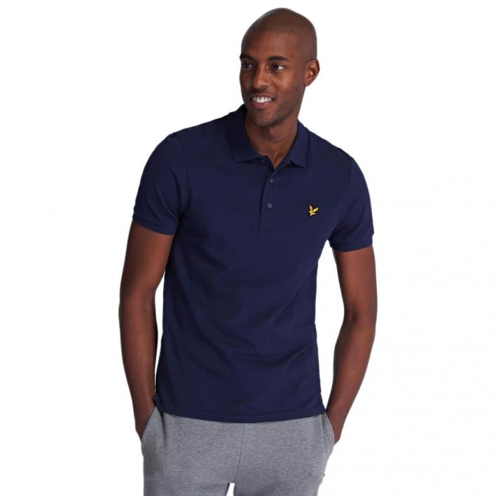 LYLE&SCOTT SLIM STRETCH POLO