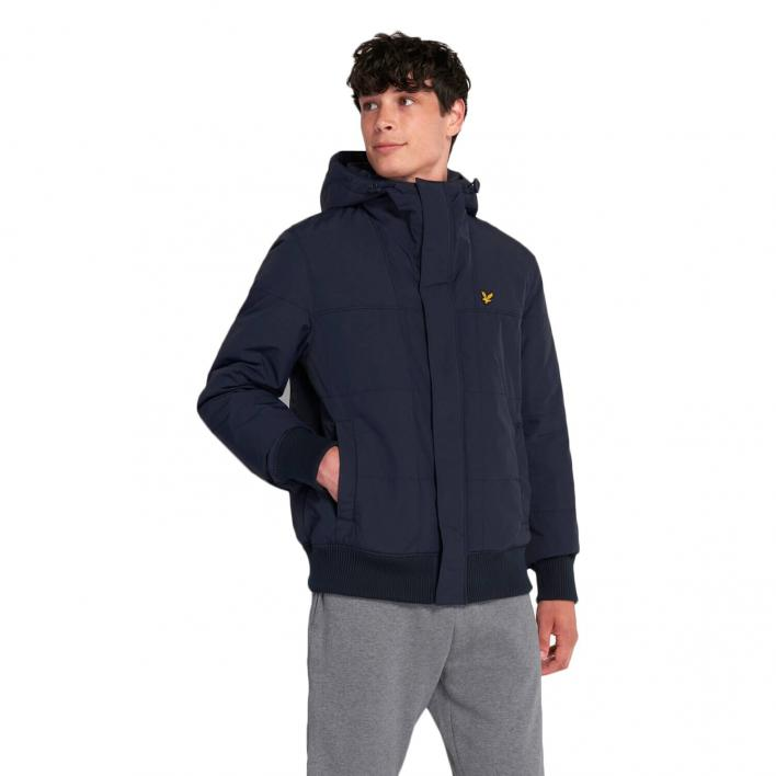 LYLE&SCOTT WINTER WEIGHT BOMBER JKT
