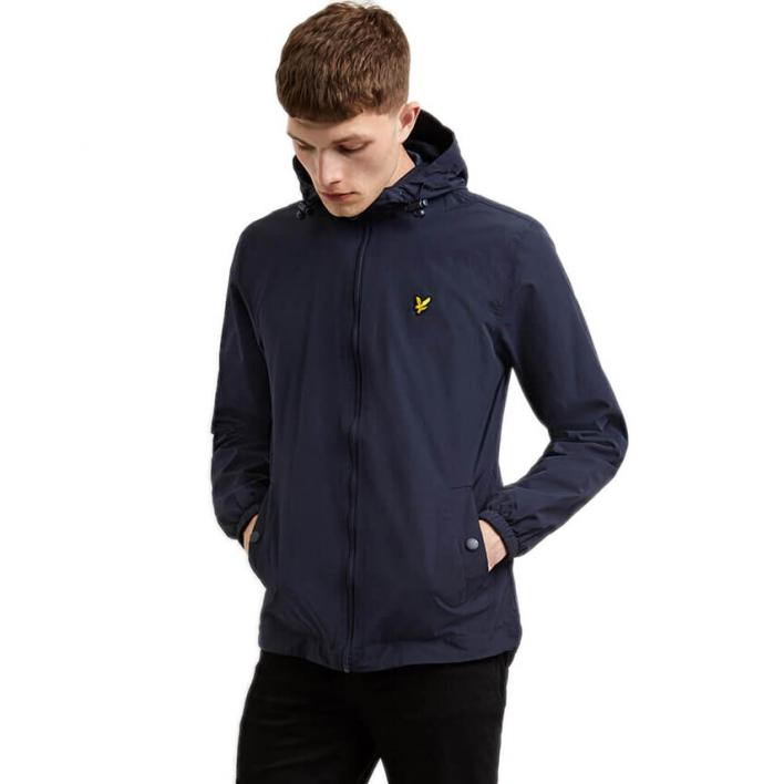 LYLE&SCOTT ZIP TROUGH HOODED JKT