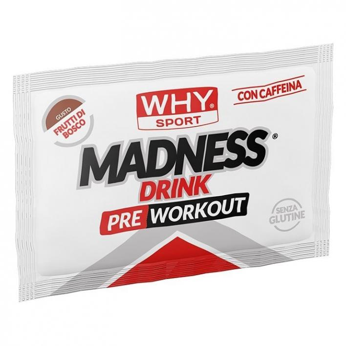 WHYSPORT Madness Drink Berries