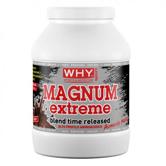 WHY SPORT Magnum Extreme 750 Cocoa