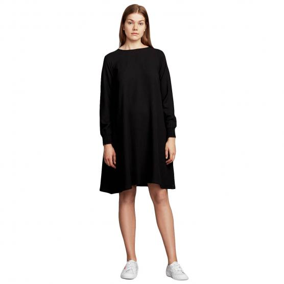 MAKIA NOMINAL LONG SLEEVE DRESS 998
